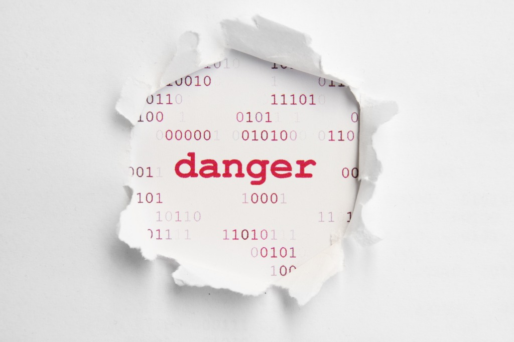 Cryptolocker danger