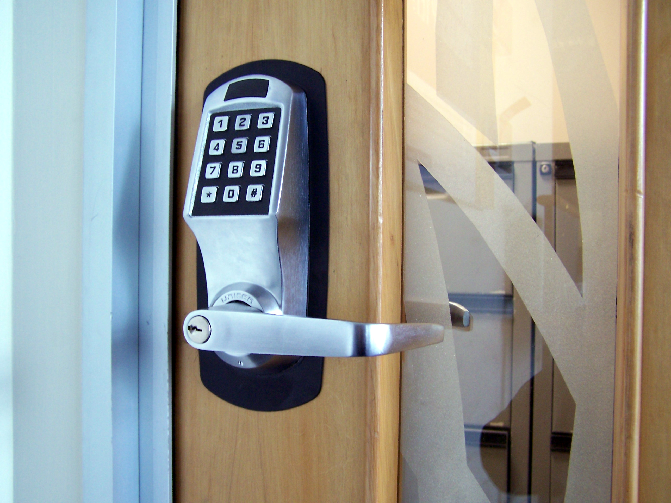 Physical Security Technology