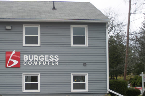 Burgess Computer is now located at 6 Oak Grove Avenue, Bath, Maine.