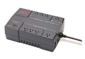 battery backups better than surge protectors