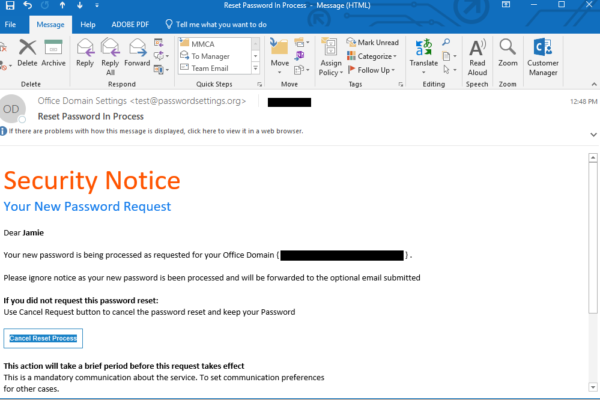 Phishing Attempts Continue to Rise